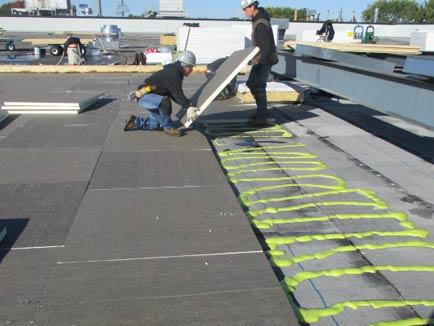 Suivi de travaux de toiture